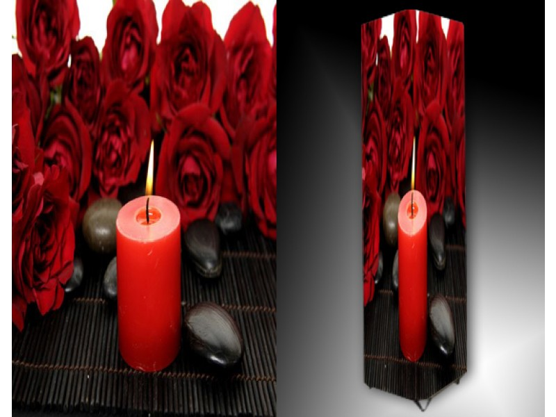 Ledlamp 930, Roos, Rood, Zwart, Wit
