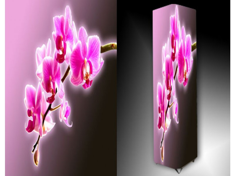 Ledlamp 957, Orchidee, Roze, Paars, Wit