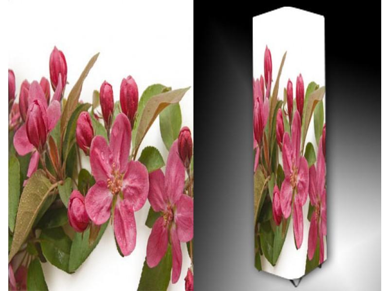 Ledlamp 961, Bloemen, Roze, Groen, Wit