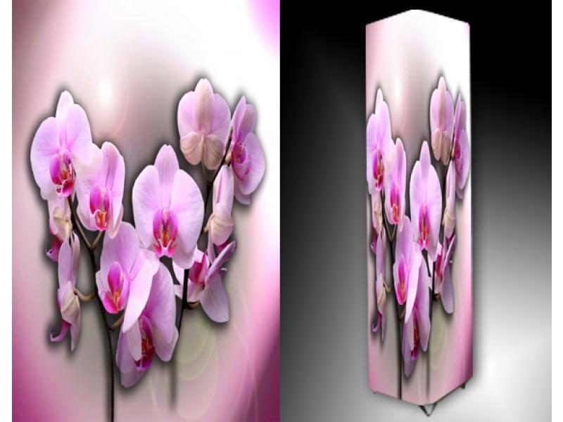 Ledlamp 971, Orchidee, Roze, Wit, Paars