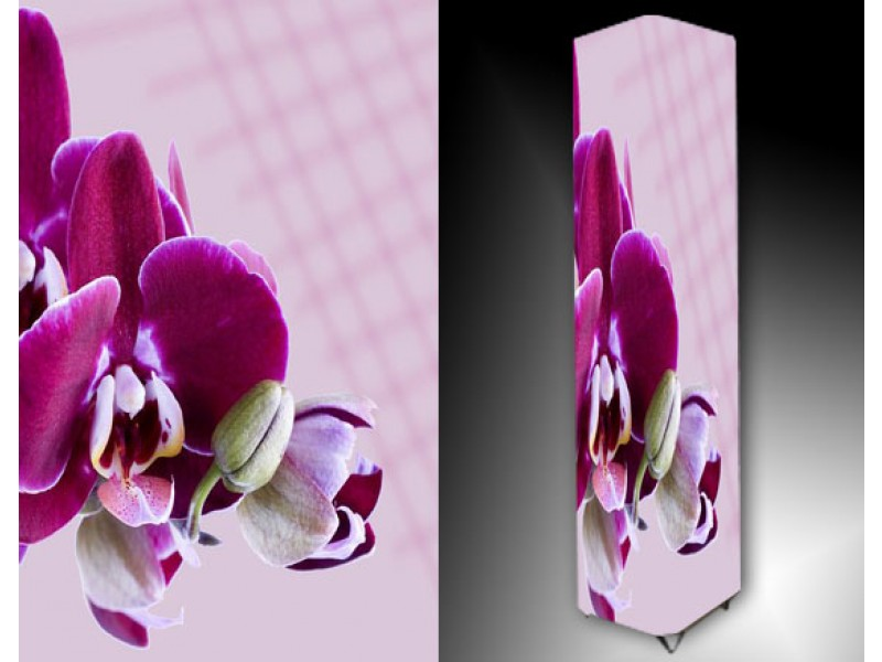 Ledlamp 987, Orchidee, Paars, Roze, Wit