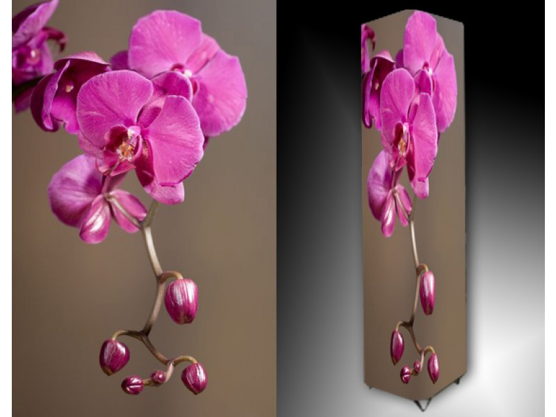 Ledlamp 993, Orchidee, Roze, Bruin
