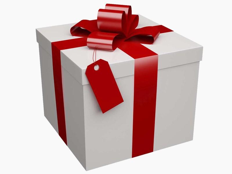 Cadeaubon, waarde zelf invoeren