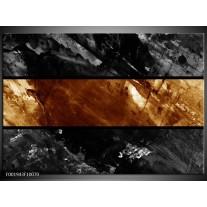 Foto canvas schilderij Abstract | Sepia, Bruin