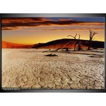 Foto canvas schilderij Natuur | Blauw, Grijs