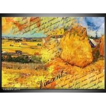 Foto canvas schilderij Klassiek   Geel, Bruin