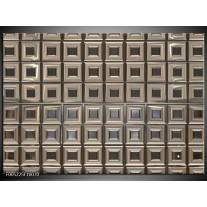 Foto canvas schilderij Modern   Grijs
