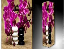 Ledlamp 1000, Orchidee, Roze, Wit, Zwart