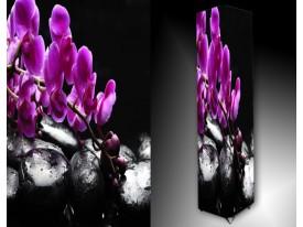 Ledlamp 1006, Orchidee, Roze, Zwart, Wit