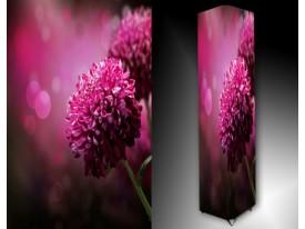Ledlamp 1010, Bloem, Roze, Groen