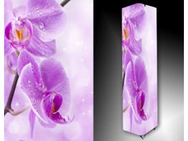 Ledlamp 1022, Orchidee, Paars, Wit