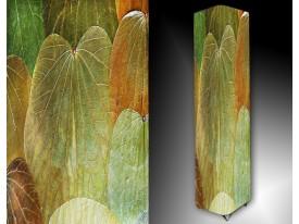 Ledlamp 110, Abstract, Groen, Wit, Grijs