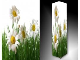 Ledlamp 1100, Bloem, Groen, Wit, Geel