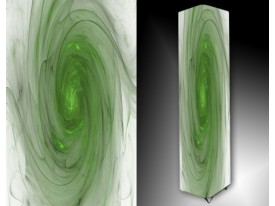 Ledlamp 111, Abstract, Groen