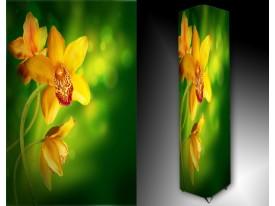 Ledlamp 1145, Bloem, Oranje, Geel, Groen