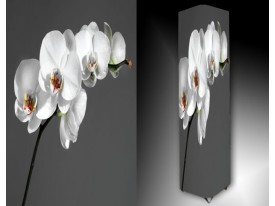 Ledlamp 1236, Orchidee, Grijs, Wit