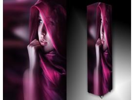 Ledlamp 1301, Vrouw, Roze, Paars