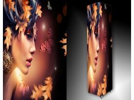 Ledlamp 1310, Vrouw, Oranje, Roze