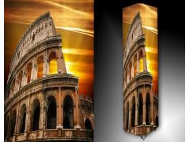 Ledlamp 1342, Rome, Geel, Oranje, Bruin