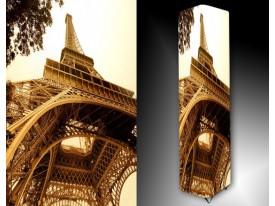 Ledlamp 1344, Parijs, Bruin, Wit