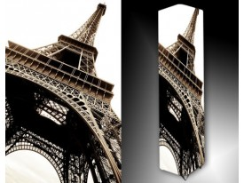 Ledlamp 1398, Eiffeltoren, Bruin, Wit