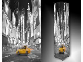 Ledlamp 1440, Taxi, Geel, Grijs, Wit