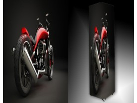 Ledlamp 1546, Motor, Rood, Zwart, Grijs