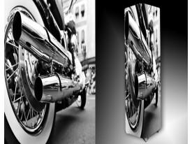 Ledlamp 1548, Motor, Grijs, Wit