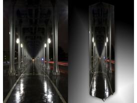 Ledlamp 1600, Water, Grijs, Wit