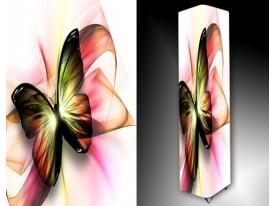 Ledlamp 1613, Vlinder, Roze, Groen, Zwart