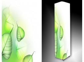 Ledlamp 2, Abstract, Groen, Wit