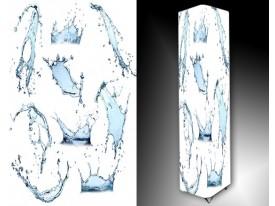 Ledlamp 223, Water, Blauw, Grijs, Wit