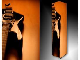 Ledlamp 228, Muziek, Bruin, Oranje