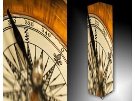 Ledlamp 234, Kompas, Brui, Geel, Creme