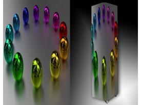 Ledlamp 290, Bal, Groen, Blauw, Rood