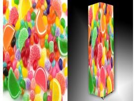 Ledlamp 291, Snoep, Groen, Roze, Oranje