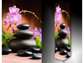 Ledlamp 329, Orchidee, Roze, Groen, Zwart