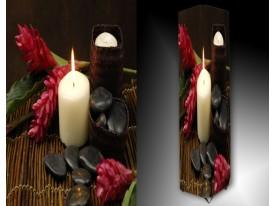 Ledlamp 331, Kaars, Rood, Groen, Zwart