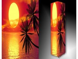 Ledlamp 380, Zee, Oranje, Rood, Zwart