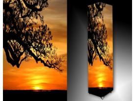 Ledlamp 397, Boom, Geel, Oranje, Zwart