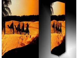 Ledlamp 400, Woestijn, Geel, Zwart, Bruin