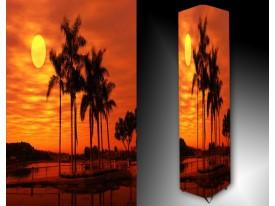 Ledlamp 420, Bomen, Oranje, Geel, Bruin