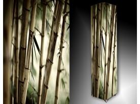 Ledlamp 526, Bamboe, Bruin, Groen, Grijs