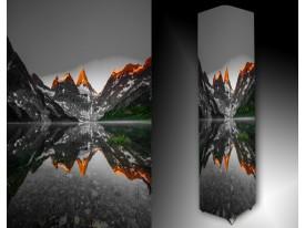 Ledlamp 607, Bergen, Oranje, Groen, Grijs