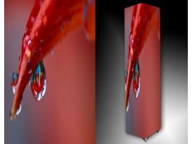 Ledlamp 65, Abstract, Rood, Roze, Blauw
