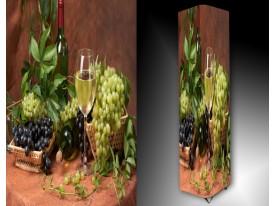 Ledlamp 652, Wijn, Blauw, Groen, Bruin