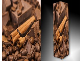 Ledlamp 677, Chocolade, Bruin