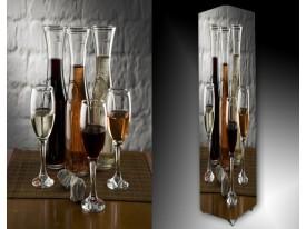 Ledlamp 685, Wijn, Bruin, Grijs, Wit