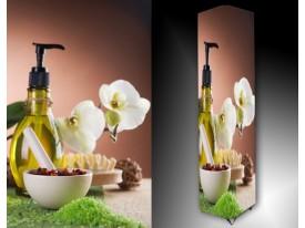 Ledlamp 688, Orchidee, Bruitn, Groen, Geel
