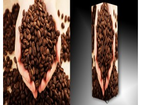 Ledlamp 691, Koffie, Bruin, Creme